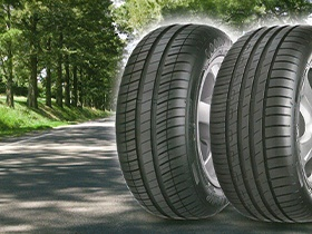 Descubra a nova gama GoodYear EfficientGrip